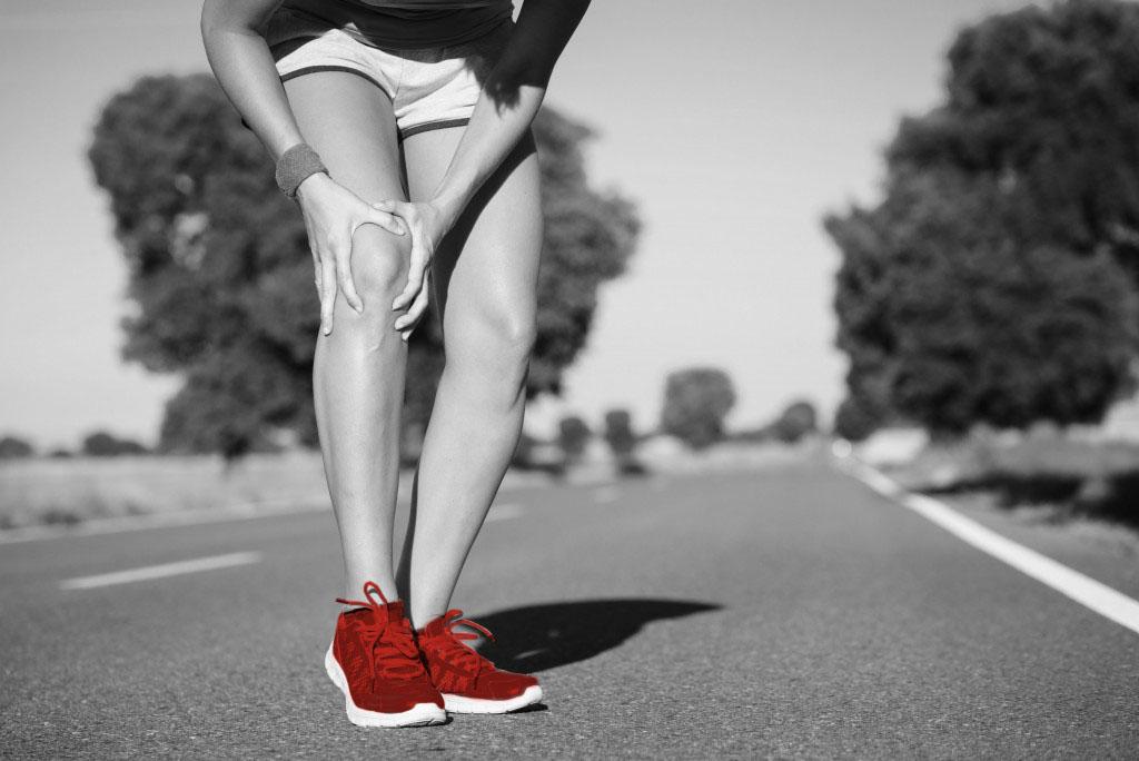 Fysiotherapie voor knieblessure na het sporten