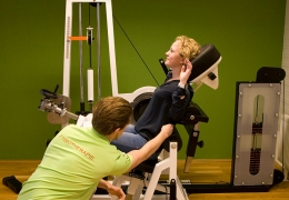 Een nieuwe dimensie in de behandeling van rug- en nekklachten
