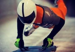 Bram Zeegers, deelnemer skeleton Youth Olympic Games in Lillehammer